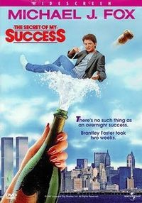 The Secret of My Success (1987)