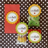 Fall Printable Tags