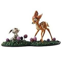 WDCC ''Just Eat the Blossoms'' Thumper and Bambi Figurine $184.50