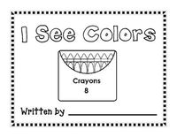 free colors book