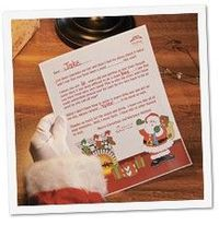 Santa Letters to print off.