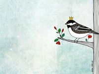 King Chickadee