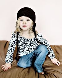 Toddler Cap