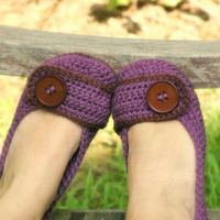 Violet Women's House Slipper