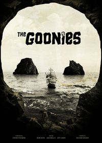 (poster) the goonies