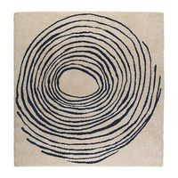 Cheap square rug, this could work $149.00