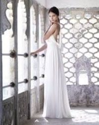 Amanda Wakeley Wedding Dress - superfine jersey dress