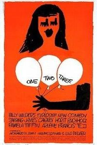 One, Two, Three; James Cagney Comedy - 1961