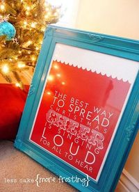 """Pic with quote from """"Elf."""""""