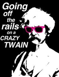 lol goin' off the rails on a crazy twain!