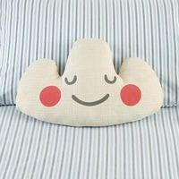 head in the clouds pillow by the land of nod