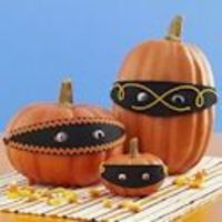 Pumpkin carving, recipes, costumes, decorations...DIY